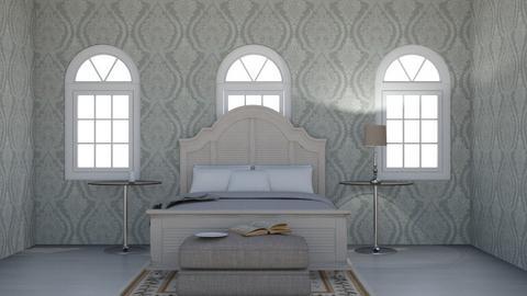 A night in royalty - Bedroom  - by DerpyMoggins