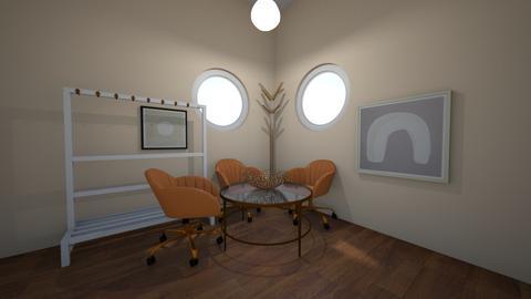 Orange - Office  - by Eonk