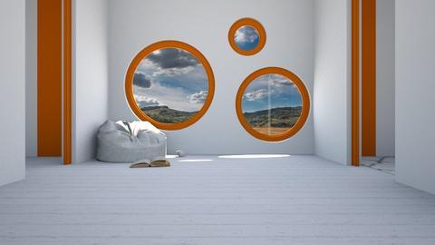 Ginny - Living room - by Vanessa Aubrey