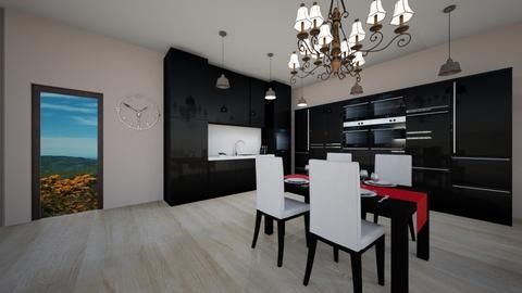 650sqft Dining n Kitchen  - Kitchen - by Gab71892