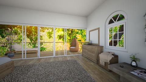 Rommy - Bedroom - by kalebstar