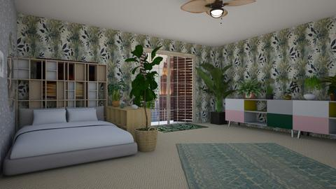 Plant paridise  - Global - Bedroom  - by Pheebs09