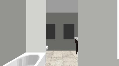 Ackerly 3rd floor Bath - Bathroom  - by Ruzhka