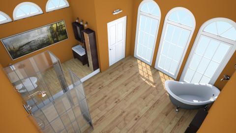 bathroom - Glamour - Bathroom  - by Ty Levine