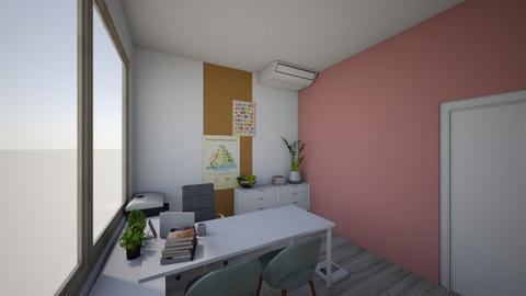 kantoor 5_1 - Office  - by floorrie89