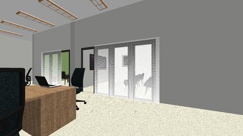 Dunder Mifflin Paper Co - Office  - by bowedecl12