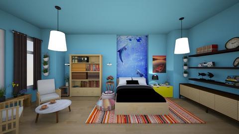 Bedroom 4 - Bedroom  - by Aquahouse Arch