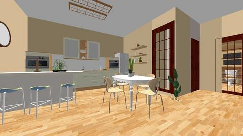 floor plan - Living room  - by joliehendrickson