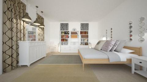 monochromatic room kinda - by DMLights-user-1593471