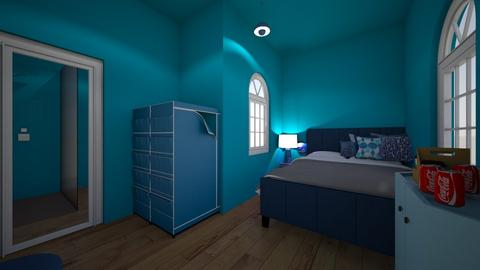 Percy s room on Argo 2  - by pipermclean