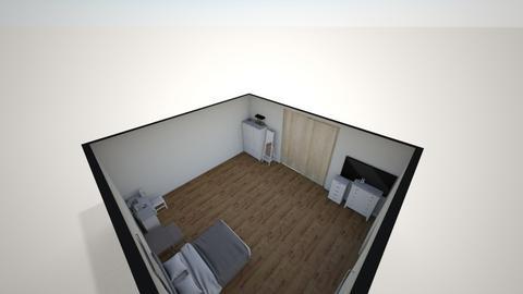 Cassie - Bedroom  - by cassiekms