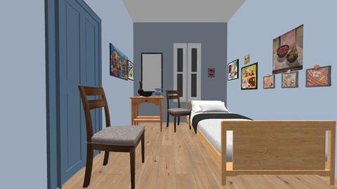gogh - Bedroom  - by emivim