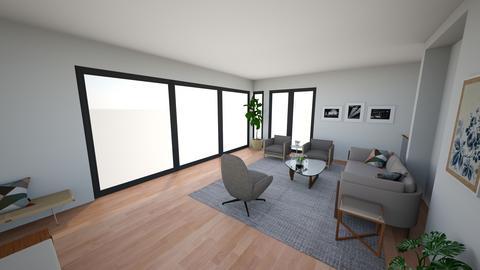 Kiran Living Room - Living room  - by BrianDenton