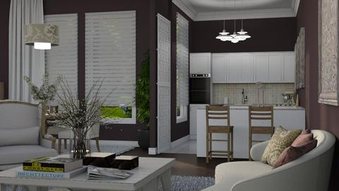 459 - Modern - Kitchen  - by Claudia Correia