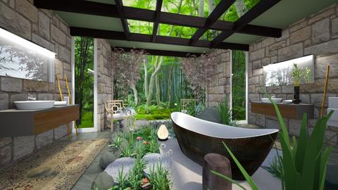 Lilly Pond Bathroom - Bathroom  - by jjp513
