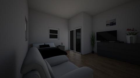 FACS Create a Room - Modern - Bedroom  - by ryanclines