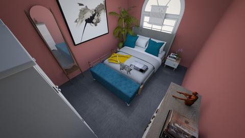 Main bedroom proper - Bedroom  - by LisaSills