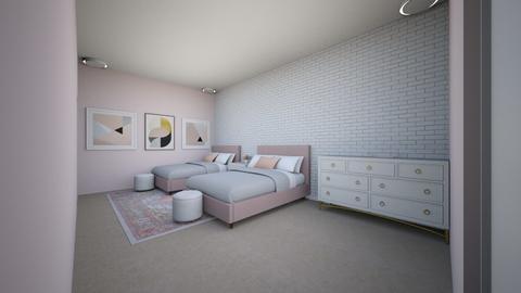 v - Kids room  - by irishsky