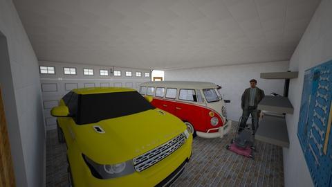 garage - by izzyluck18