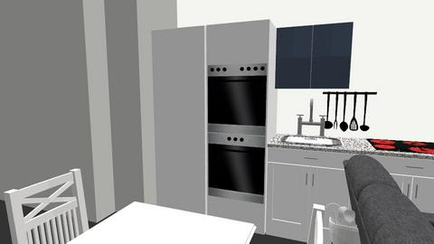 cucina3 - Kitchen  - by carlac80