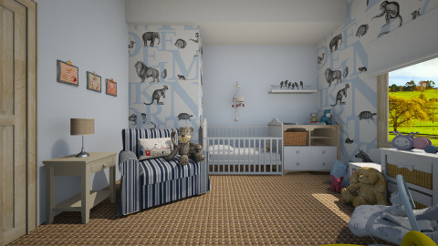 Rowan - Kids room  - by Lizzy0715