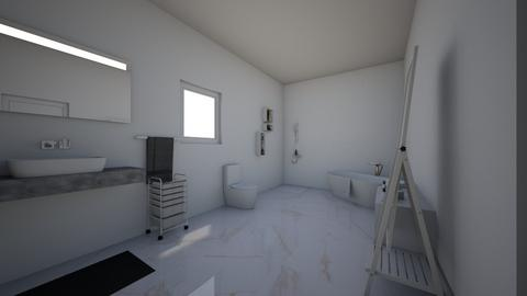 Kristen 2  - Modern - Bedroom  - by 21mmackie
