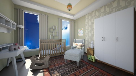 kids room - Classic - Kids room  - by yasamanmahmoodi