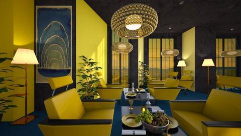 Plain Restaurant - by Yavanna