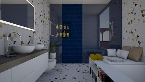 park - Bathroom - by flacazarataca_1