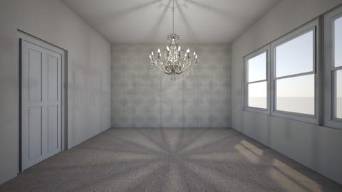 living room - by rosaura94