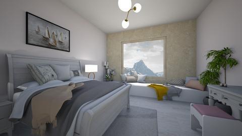 pastelo - Feminine - Bedroom  - by monek299