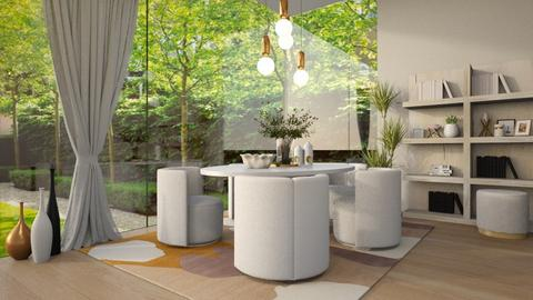 Remix_clarity - Dining room  - by MiaM