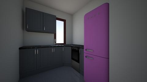 kuchnia2 - Kitchen  - by kinkla