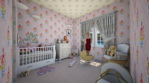 BikaA - Kids room  - by Seniora Vika