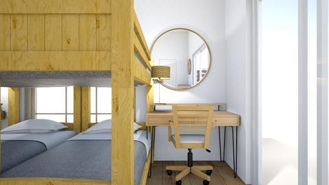Room 1 - Bedroom  - by lauragrey