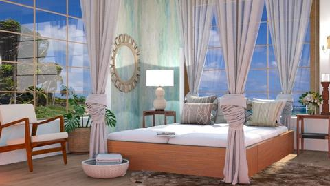 M_Coastal areas - Bedroom  - by milyca8