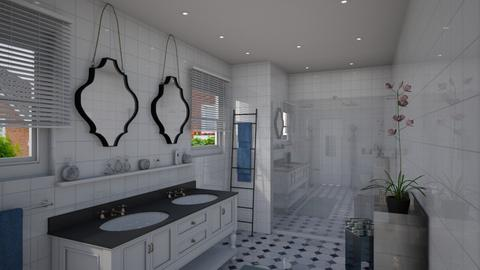 Eclectic Bathroom - Bathroom - by JM Krab