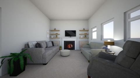 design 2 - Living room  - by nechtner