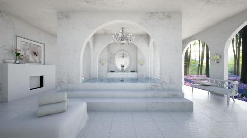 Garden Bath - Bathroom  - by channing4
