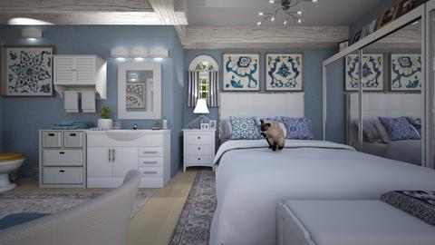bedroom for nana - by Teri Dawn