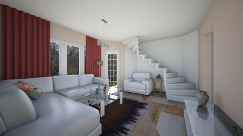 grandparents - Living room  - by emiragiba
