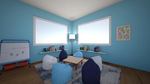 classroom reading nook - by reena_loughery