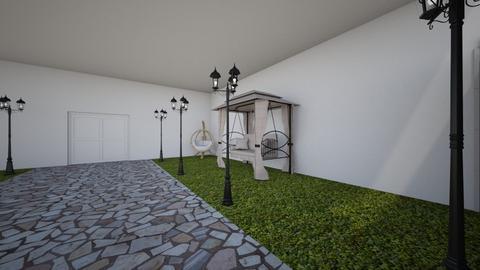 my home 1 - Garden  - by 32000