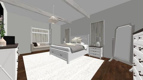 Future Bedroom - Rustic - Bedroom  - by bayleehancock