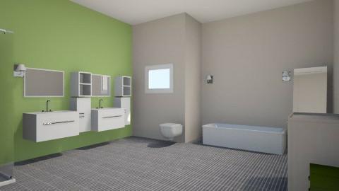 bathroom - by margot98