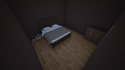 just a room - Bedroom - by Regan2020