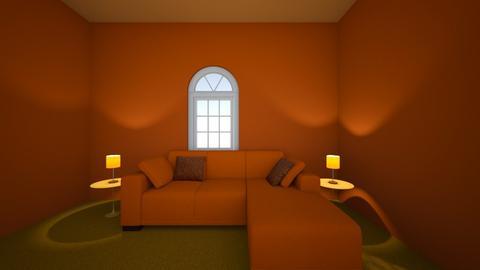 orange - by kyle_sethre