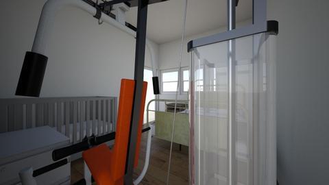 Master - Bedroom  - by jenjwilson
