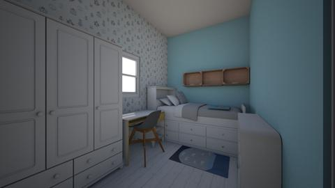 pacifico peque - Kids room  - by Alisation