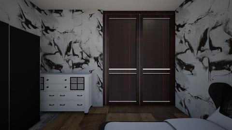 habitacion - Bedroom  - by Zinara
